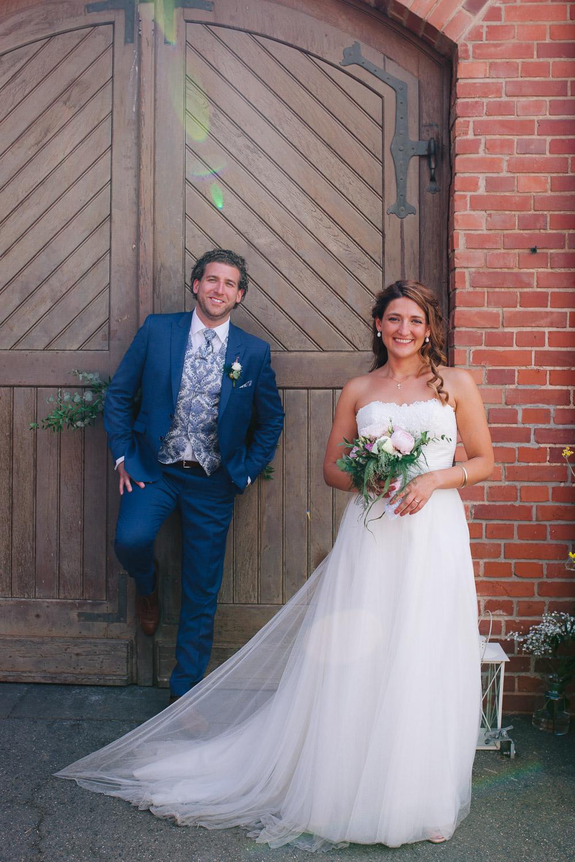 Brautpaar-Shooting auf Gut Avelsbach